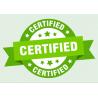 Tanúsítás - Certification